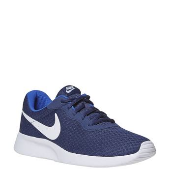 Men's sports sneakers nike, blue , 809-9557 - 13