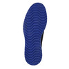 Men's shoes in the Chukka Boots style bata, blue , 893-9652 - 26