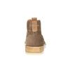 Men´s leather chukka boots weinbrenner, brown , 846-4629 - 17
