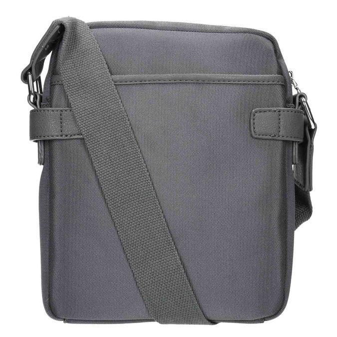 Long strap bag bata, gray , 969-2366 - 19