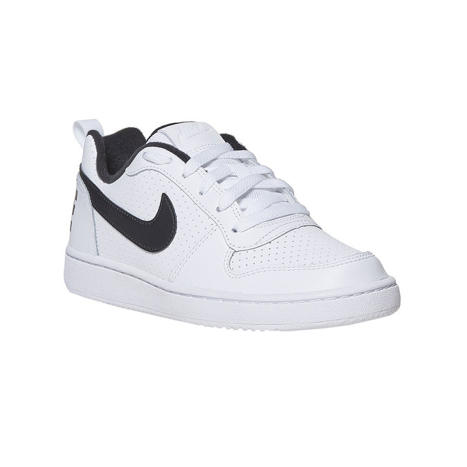 Children's sneakers nike, white , 401-6333 - 13