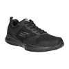 Men's sneakers with memory foam skechers, black , 809-6141 - 13