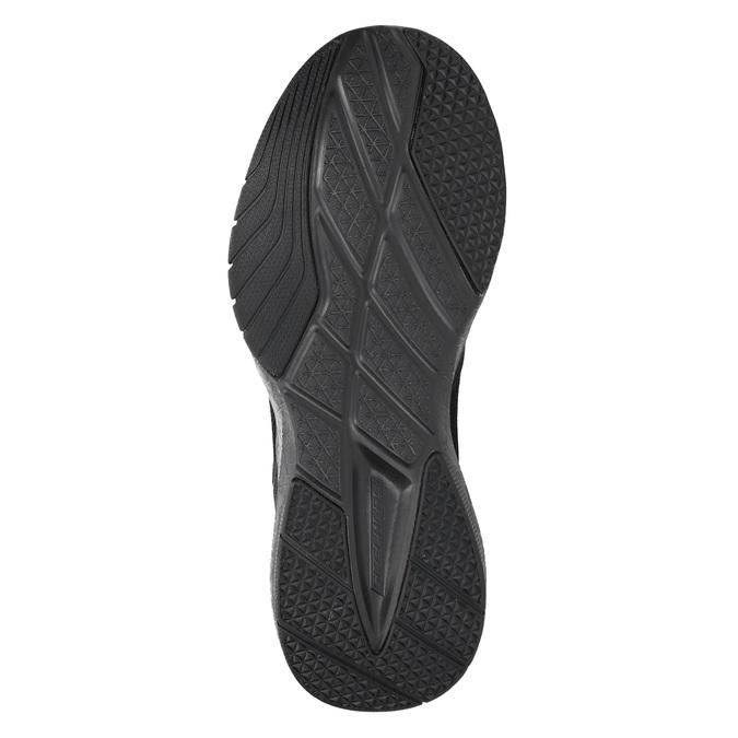 Men's sneakers with memory foam skechers, black , 809-6141 - 26
