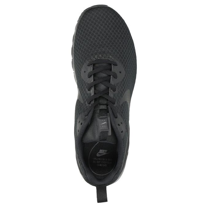 Men's sporty sneakers nike, black , 809-6157 - 19