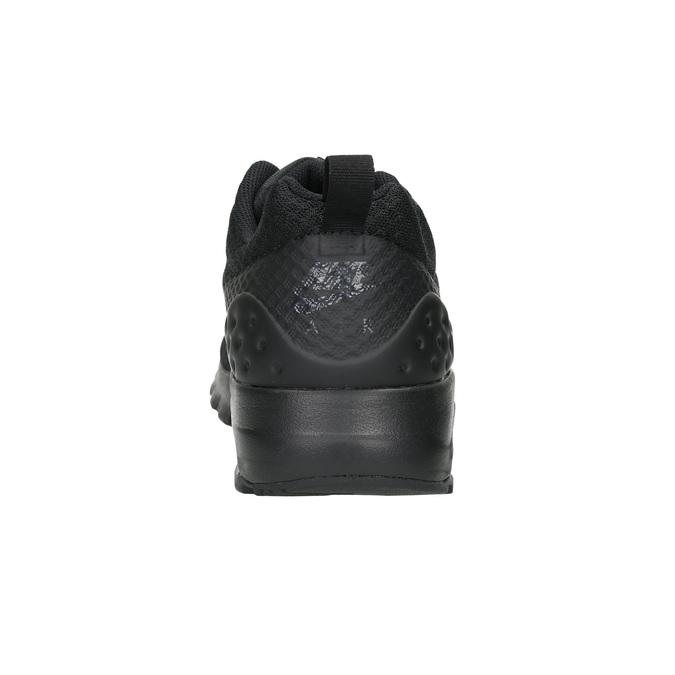 Men's sporty sneakers nike, black , 809-6157 - 17