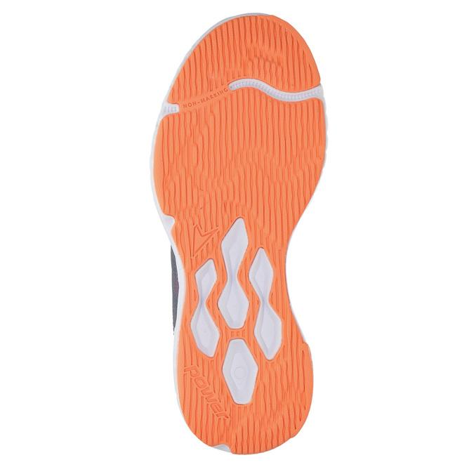 Ladies' sporty sneakers power, gray , 509-2155 - 26