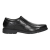Men's leather shoes rockport, black , 824-6117 - 15
