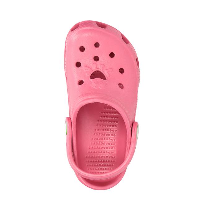 Children's sandals coqui, pink , 372-5605 - 19