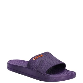 Ladies' purple slip-ons coqui, violet , 572-9609 - 13