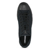 Men's black sneakers converse, black , 889-6279 - 17