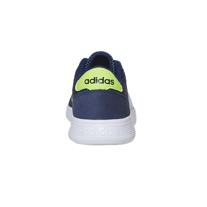 Kids' athletic sneakers adidas, blue , 409-9288 - 17