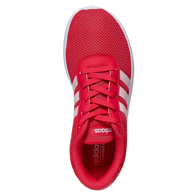 Red kids' sneakers adidas, red , 409-5288 - 19