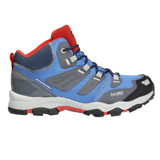 Children's Outdoor boots weinbrenner-junior, blue , 219-9613 - 26