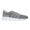 Ladies' grey sneakers adidas, gray , 509-2198 - 26