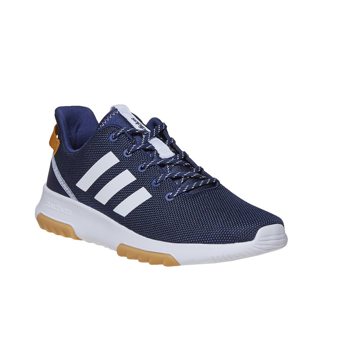 Men's athletic sneakers adidas, blue , 809-9196 - 13