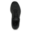 Men's black sneakers nike, 809-0557 - 17
