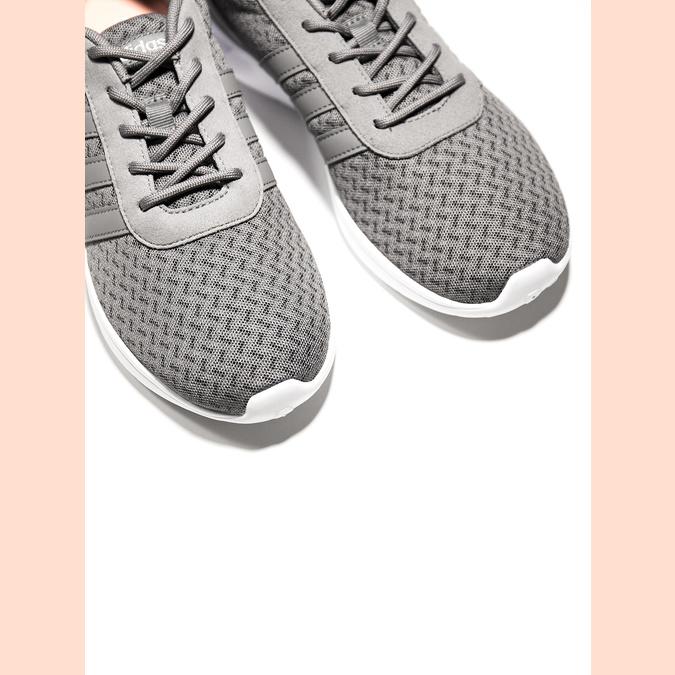 Ladies' grey sneakers adidas, gray , 509-2198 - 18