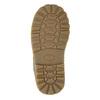Children's ankle shoes bubblegummer, gray , 221-2606 - 19