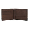 Men's leather wallet bata, brown , 944-8149 - 15