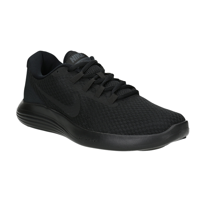Men's Black Sneakers nike, black , 809-6290 - 13