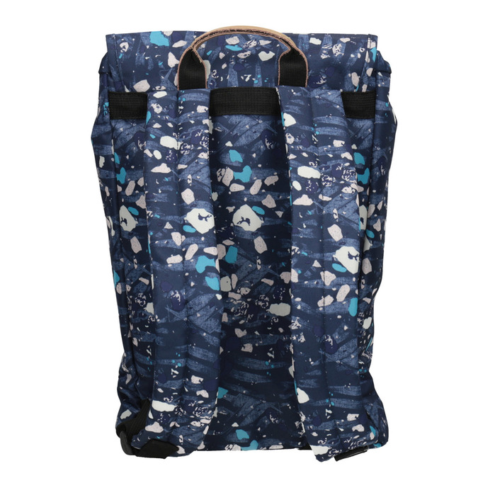 Colourful Backpack, blue , 969-9080 - 16
