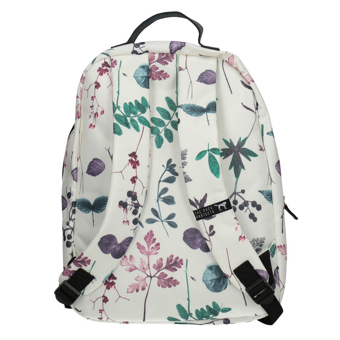 Backpack with Floral Pattern, 969-0085 - 16