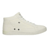 Men's high-top sneakers north-star, white , 841-1609 - 15