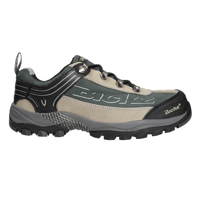 Men's Bickz 201 work shoes bata-industrials, beige , 846-6801 - 26