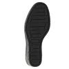 Ladies' High Wedge Boots bata, black , 796-6645 - 19