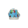 Children's Slippers with Cars, blue , 279-9105 - 16