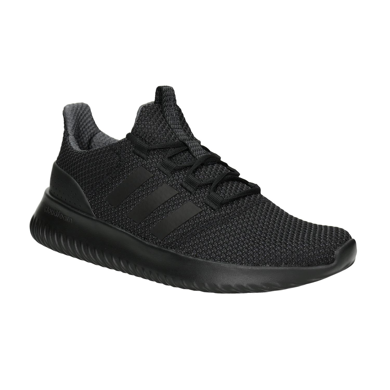 best service 6b076 87435 Mens Black Sneakers adidas, black , 809-6204 - 13 ...