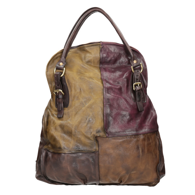 Ladies' Leather Handbag a-s-98, 966-0061 - 26
