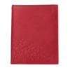 Ladies' leather wallet bata, red , 944-5179 - 26