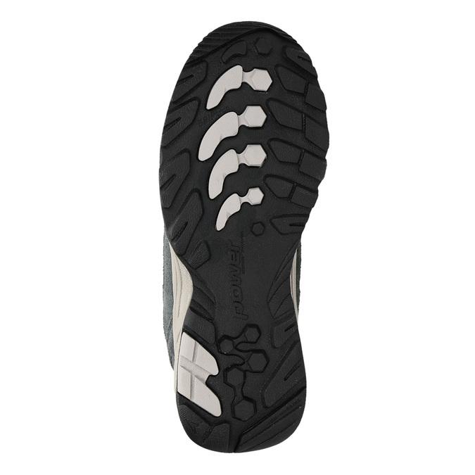 Ladies' Outdoor sneakers power, gray , 503-2230 - 17