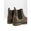 Ladies' leather Chelsea boots bata, brown , 596-7680 - 14