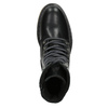 Ladies' Leather Ankle Boots bata, black , 594-6681 - 15