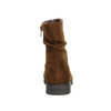 Ladies' ankle boots bata, brown , 599-3614 - 17