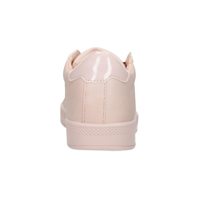Ladies' Pink Sneakers, red , 501-5171 - 16