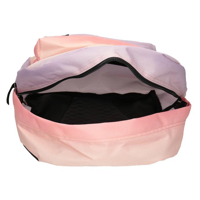 Ladies' Pastel Ombré Backpack vans, red , 969-5079 - 15