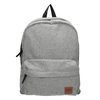 Grey Canvas Backpack vans, gray , 969-2093 - 26