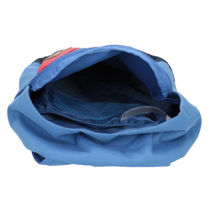 Blue Backpack with Red Pocket vans, blue , 969-9095 - 15