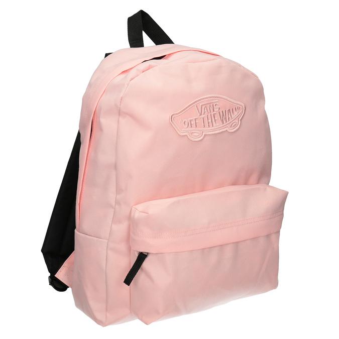 Pink Ladies' Backpack vans, red , 969-5083 - 13