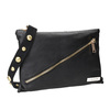 Ladies' Crossbody Handbag cafe-noir, black , 961-6088 - 13