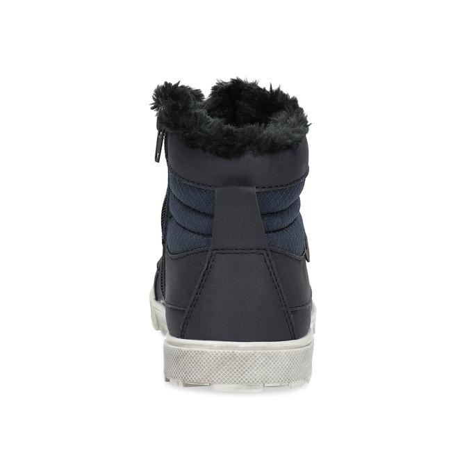 Children's Insulated Winter Boots mini-b, blue , 491-9652 - 15