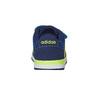 Children's Hook-and-Loop Sneakers adidas, blue , 109-9157 - 17