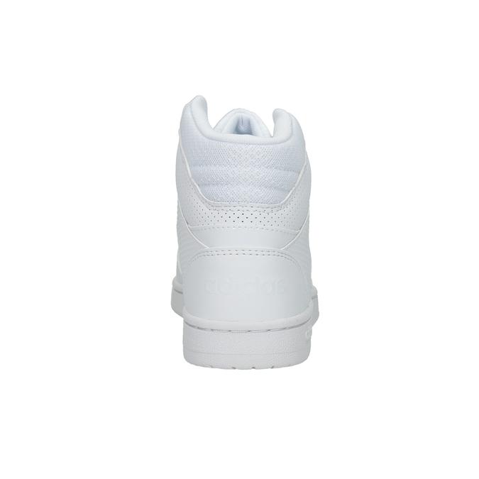 White High-Top Sneakers adidas, white , 501-1212 - 16