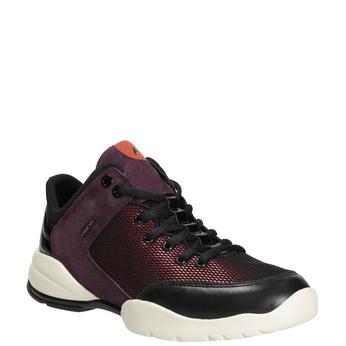 Ladies' Breathable Sneakers geox, red , 629-5044 - 13