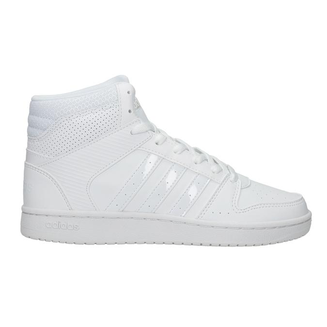 White High-Top Sneakers adidas, white , 501-1212 - 26