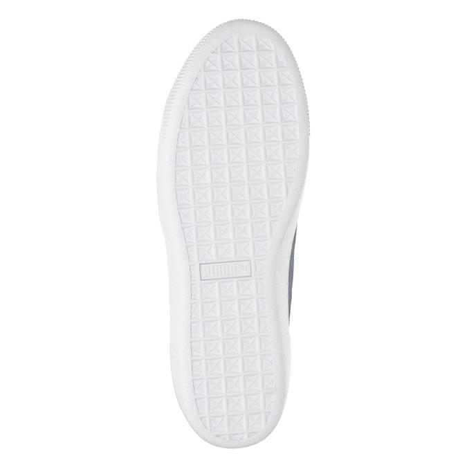 Ladies' Leather Sneakers puma, blue , 503-9169 - 17