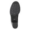 Ladies' Leather High Boots bata, black , 696-6649 - 19